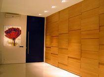отделка с декоративными панелями город Артём