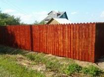 строить забор, ограждение город Артём