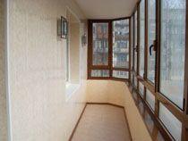 Ремонт балкона в Артёме. Ремонт лоджии