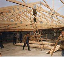 Строительство крыш в Артёме и пригороде, строительство крыш под ключ г.Артём