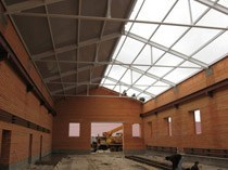 Строительство складов в Артёме и пригороде